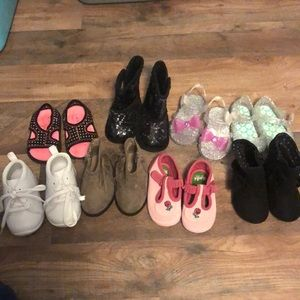 Bundle of shoes